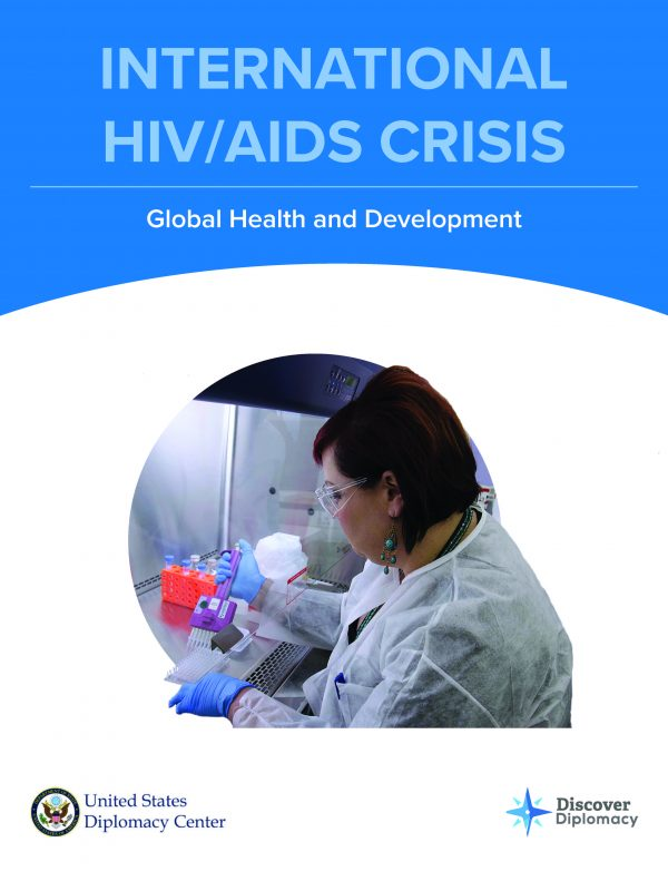 Simulation, Diplomacy Center, HIV/AIDS