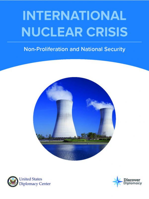 Nuclear Crisis, Diplomacy Center, Simulation