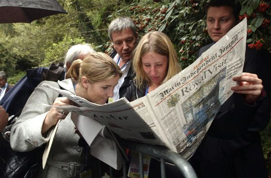 Keeping up with current events around the world is important for any aspiring Foreign Service Officer.