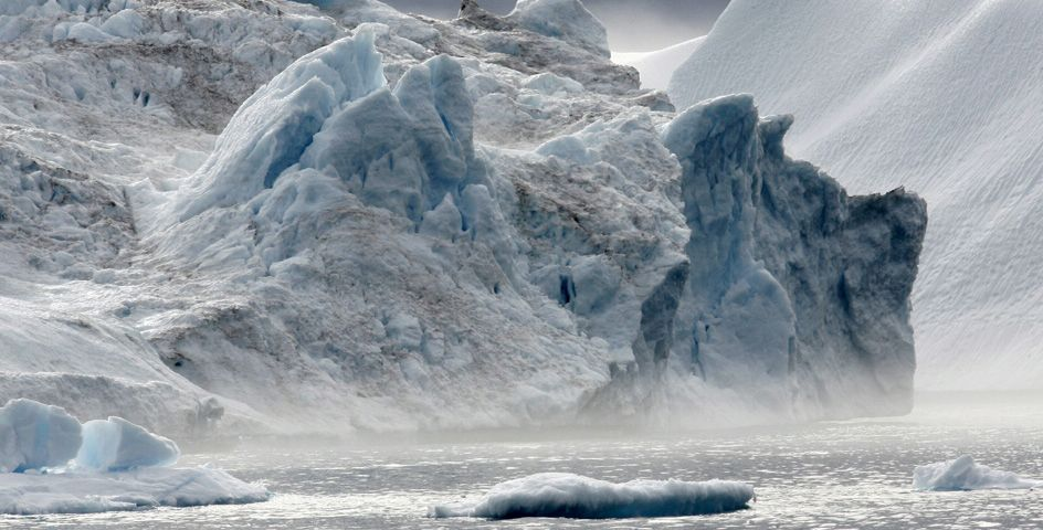 The rapid thinning of Greenland's glaciers is troubling evidence of global climate change.