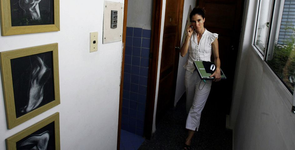 Dissident blogger Yoani Sanchez of Havana won the 2010 World Press Freedom Hero award in recognition of her fight for freedom of speech.