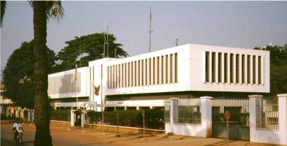 U.S. Embassy Bangui, Central African Republic