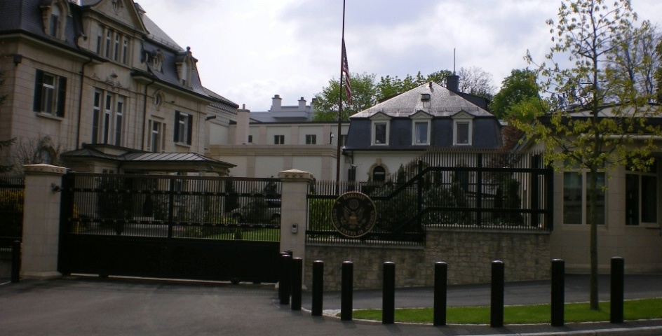 Exterior 2 U.S. Embassy Luxembourg
