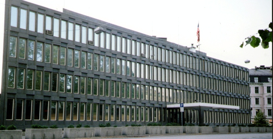 Exterior 2 U.S. Embassy Oslo, Norway