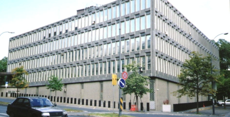 Exterior 3 U.S. Embassy Oslo, Norway
