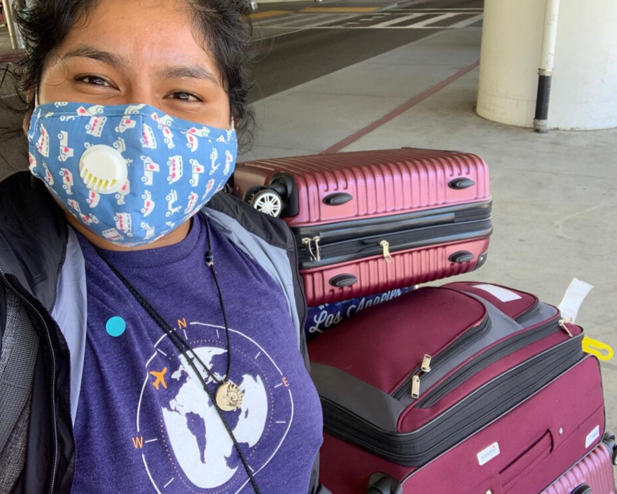 Gilman Scholar Daisy Hernandez from University of California, Santa Barbara needed to get back home from Thailand, but was notified that all flights were suspended. ECA's USA Study Abroad Team, the Institute of International Education (IIE) Gilman team, and the Assistant Cultural Affairs Officer at U.S. Embassy Thailand secured her a special commercial flight from Bangkok.
