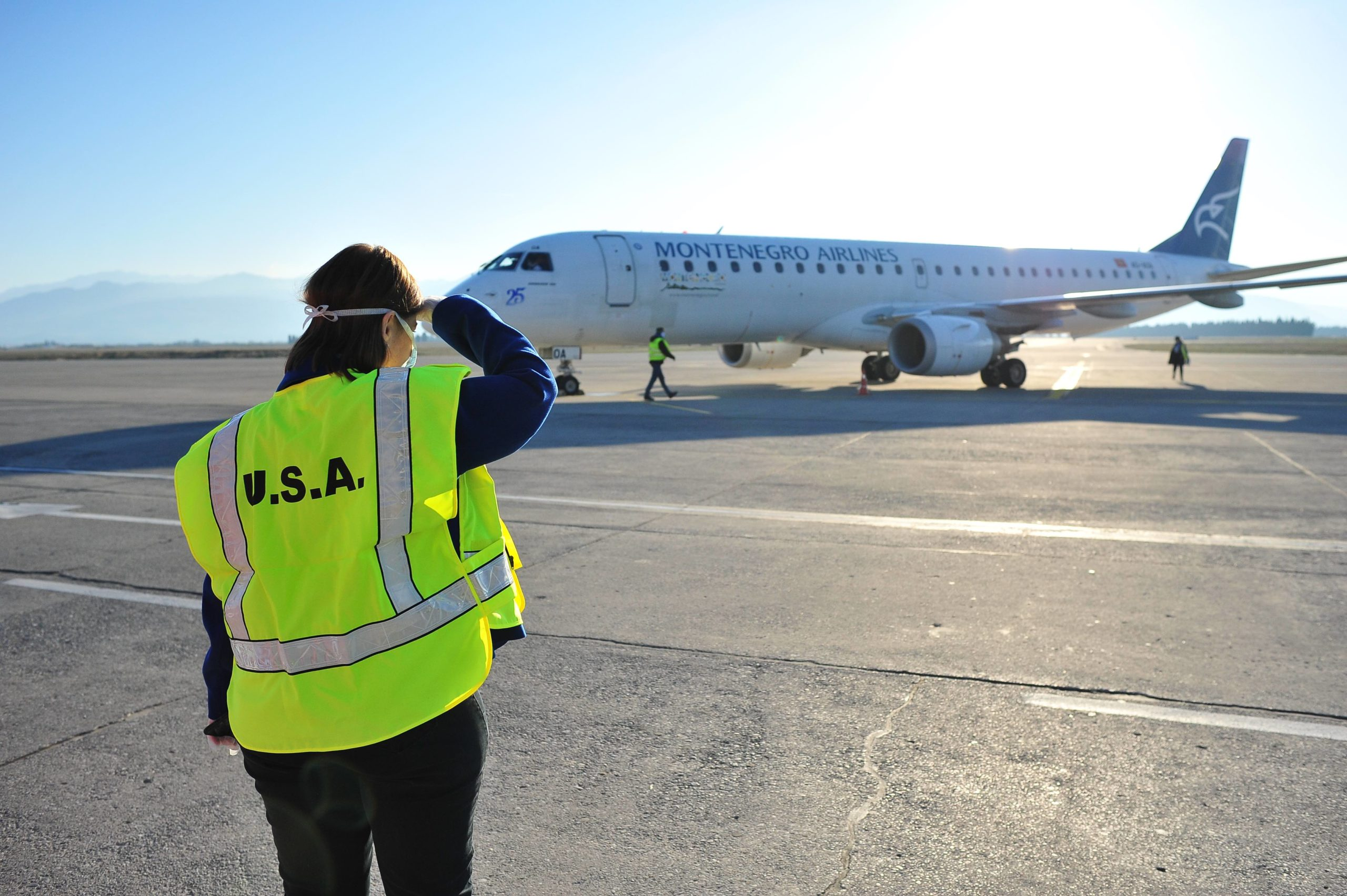 U.S. Embassy Podgorica coordinated with U.S. Embassy Sarajevo, the governments of Montenegro, Bosnia and Herzegovina, and Germany to organize flights to return 53 U.S. citizens and Legal Permanent Residents home from Montenegro.